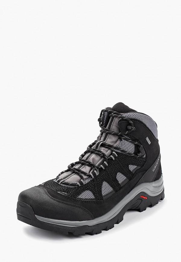 Ботинки трекинговые Salomon L40464300 Фото 2