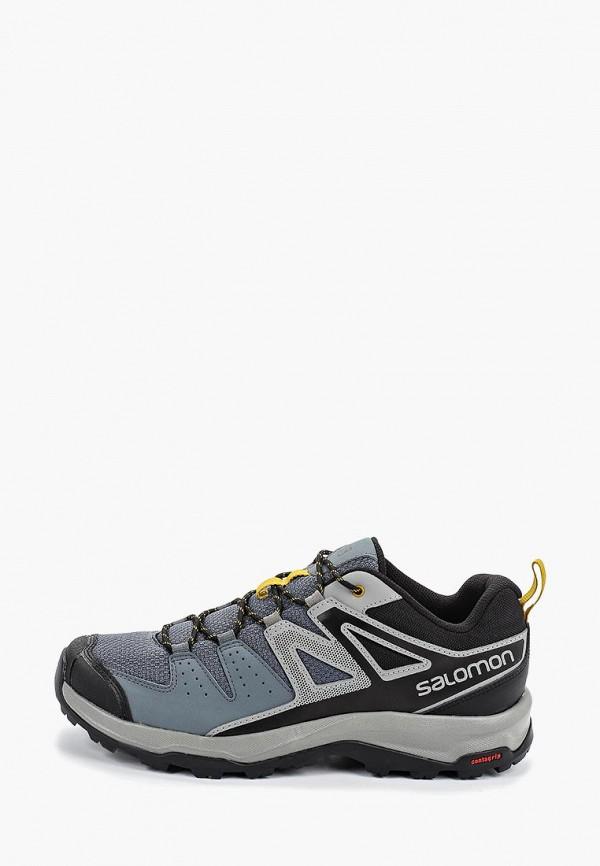 Ботинки трекинговые Salomon Salomon SA007AMFOVF7 ботинки salomon ботинки shoes shelter spikes cs wp black bk ptr