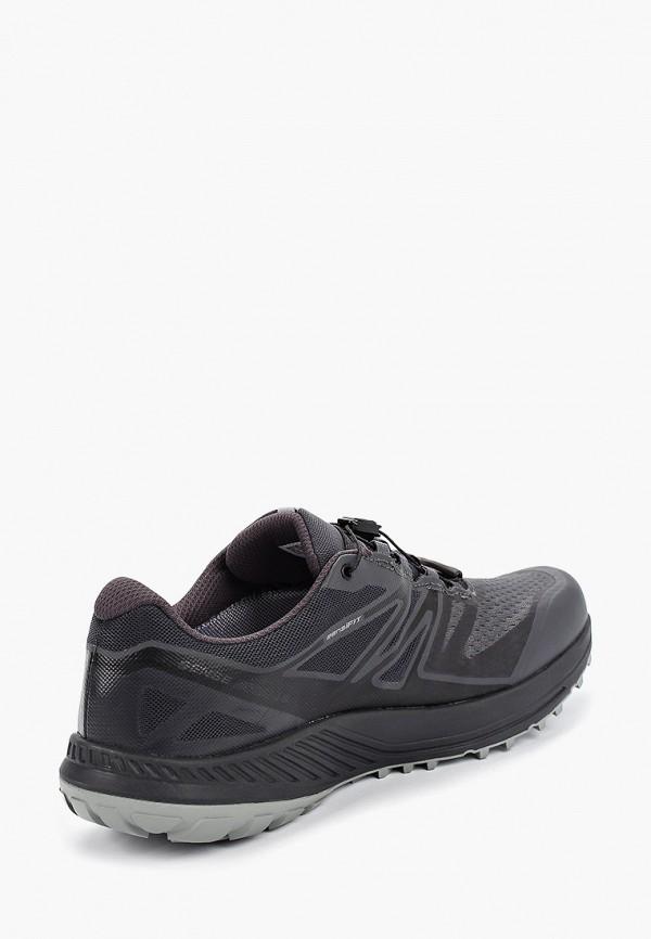 Фото 3 - мужские кроссовки Salomon черного цвета