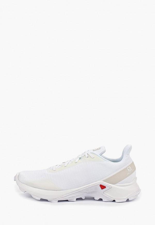 мужские кроссовки salomon, белые