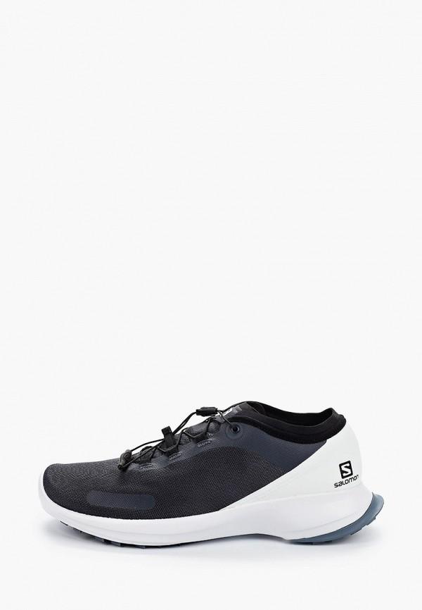мужские низкие кроссовки salomon, серые