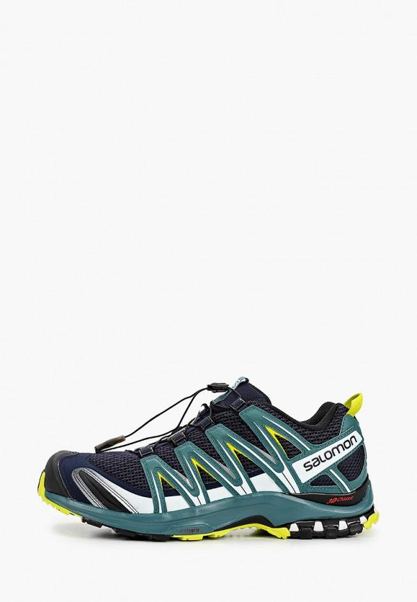 мужские кроссовки salomon, разноцветные
