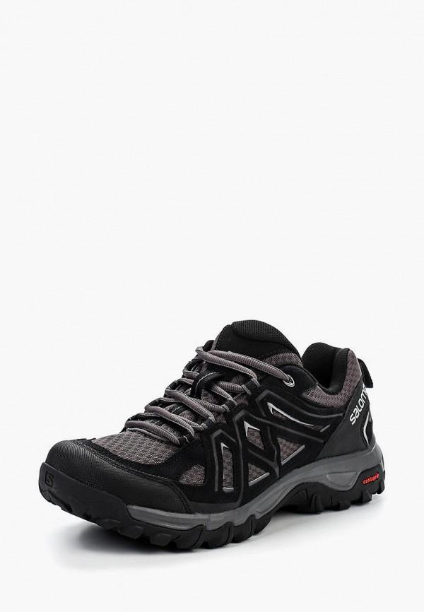 Ботинки трекинговые Salomon Salomon SA007AMPRW36 salomon ботинки утепленные для мальчиков salomon utility