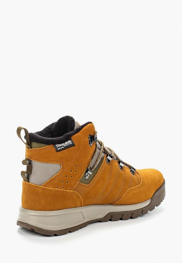 Фото 2 - мужские ботинки и полуботинки Salomon коричневого цвета
