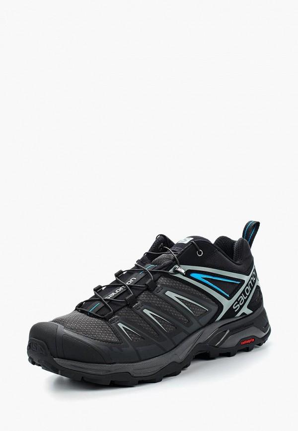 цена Ботинки трекинговые Salomon Salomon SA007AMZOS84 в интернет-магазинах