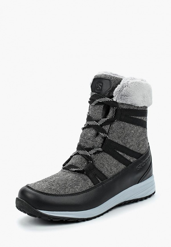 Ботинки Salomon Salomon SA007AWBOMK0 salomon ботинки утепленные для мальчиков salomon utility
