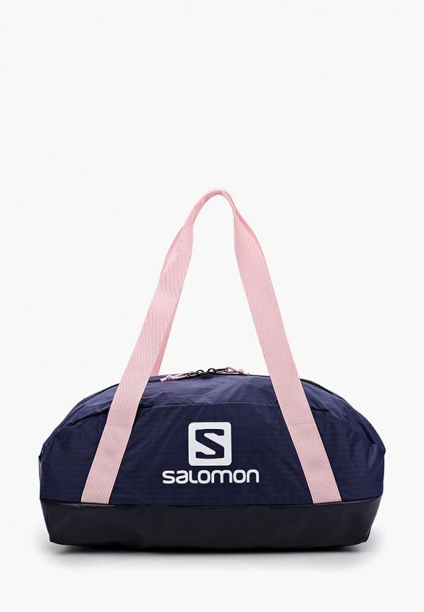 Купить Сумка спортивная Salomon, PROLOG 25 BAG, SA007BUBOIG6, синий, Осень-зима 2018/2019