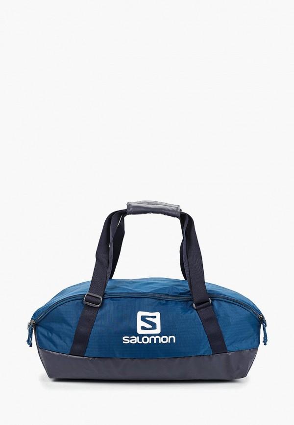 женская сумка salomon, бирюзовая