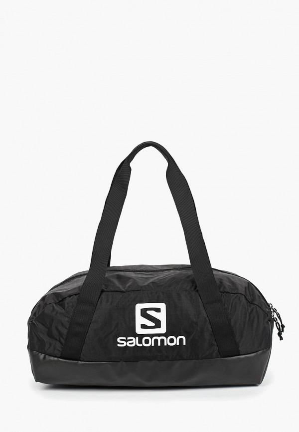 женская сумка salomon, черная