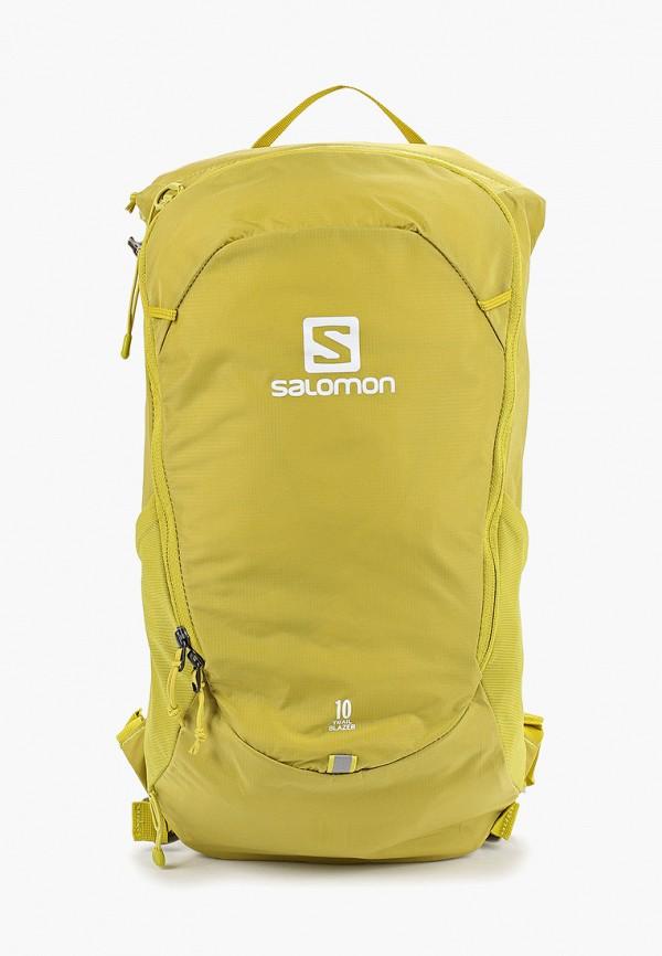 женский рюкзак salomon, желтый