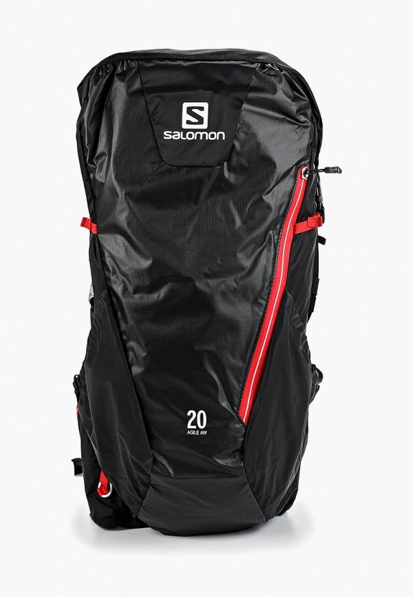 Фото - Женский рюкзак Salomon черного цвета