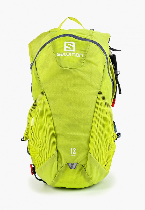 Фото - Женский рюкзак Salomon зеленого цвета