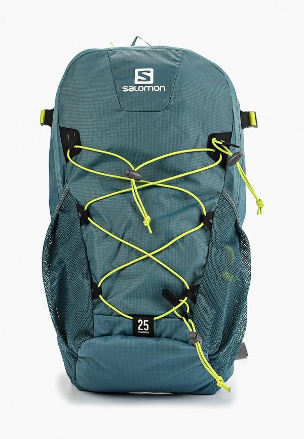 Рюкзак Salomon Salomon SA007BUFWAS8 рюкзак спортивный salomon evasion 25 reflecting pond al цвет зеленый l40162900