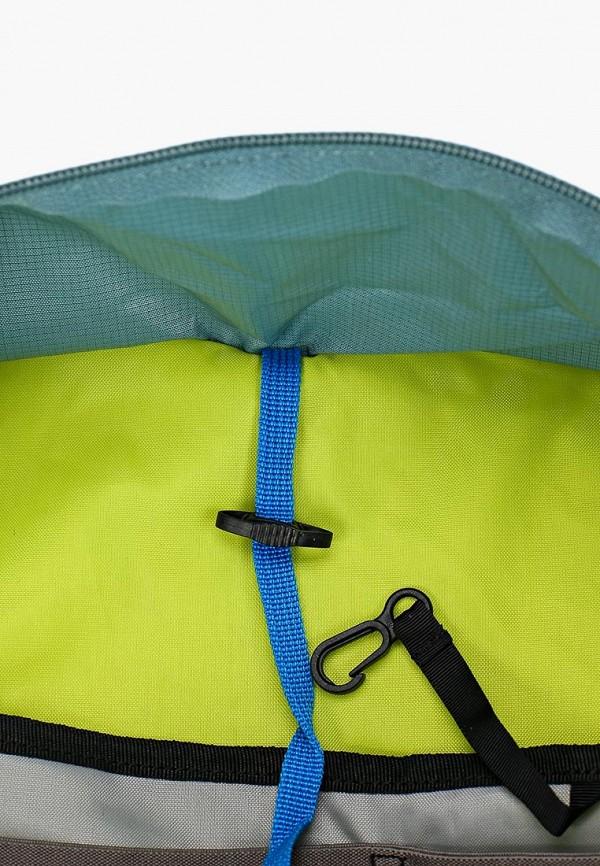 Фото 3 - Женский рюкзак Salomon зеленого цвета