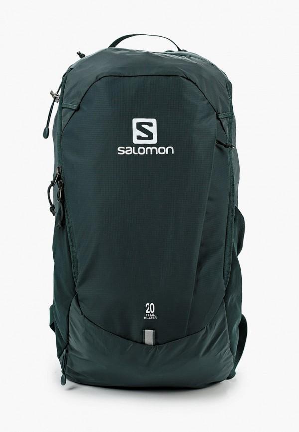 женский рюкзак salomon, бирюзовый