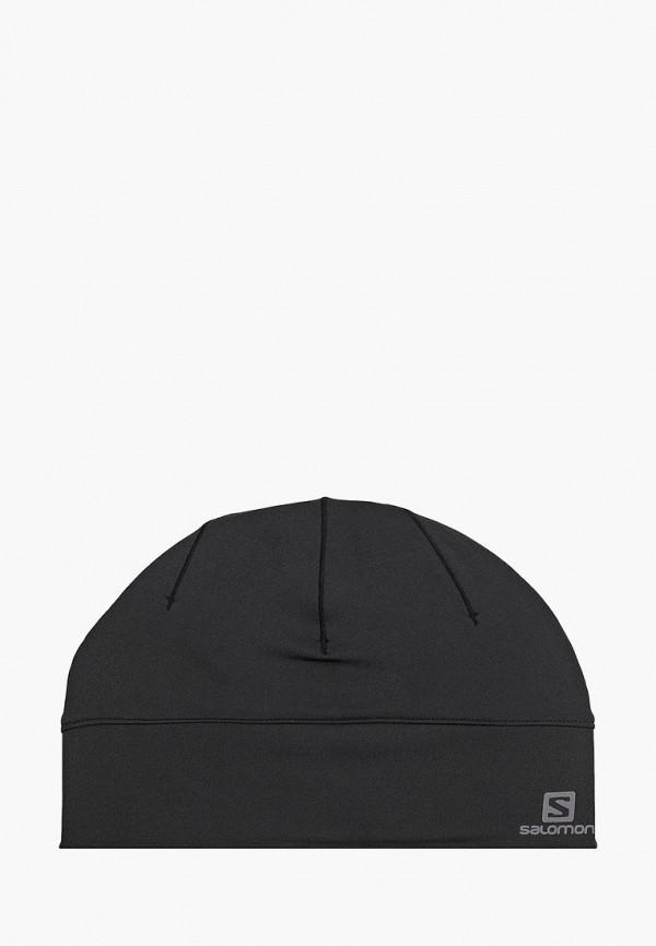 Шапка Salomon Salomon SA007CUFPBG4 шапка yavorsky цвет черный