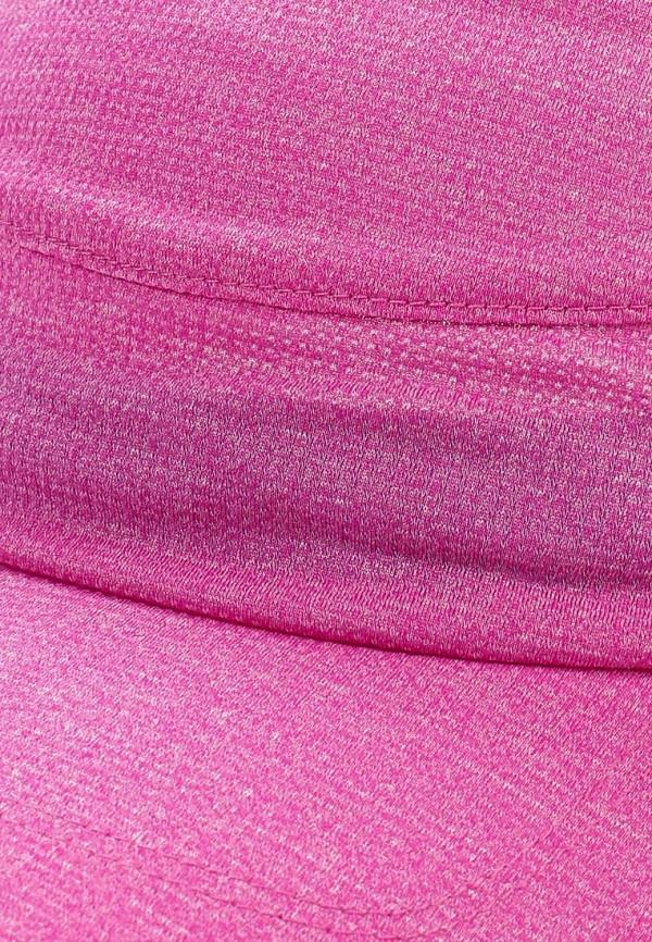 Фото 3 - Бейсболка Salomon розового цвета