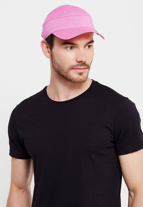 Фото 5 - Бейсболка Salomon розового цвета