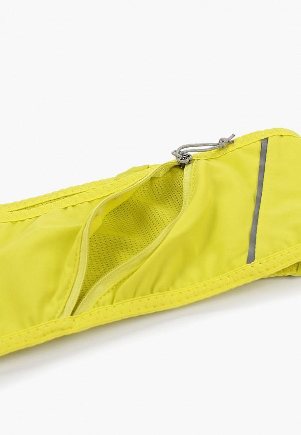 Фото 3 - Пояс для бега Salomon желтого цвета