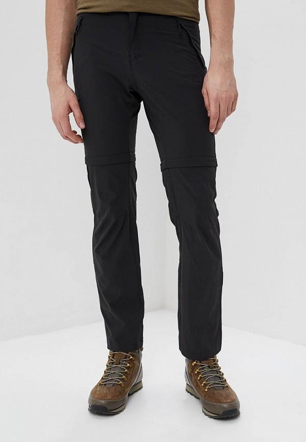 мужские спортивные брюки salomon, черные