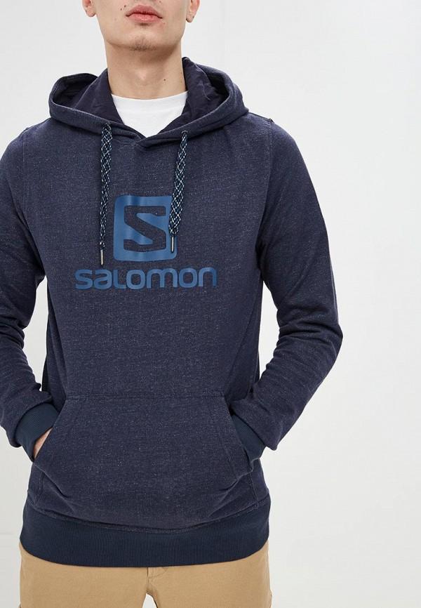 мужские худи salomon, синие