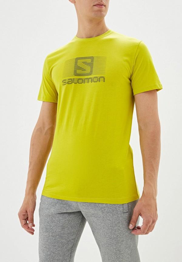 цены Футболка спортивная Salomon Salomon SA007EMFOYX3