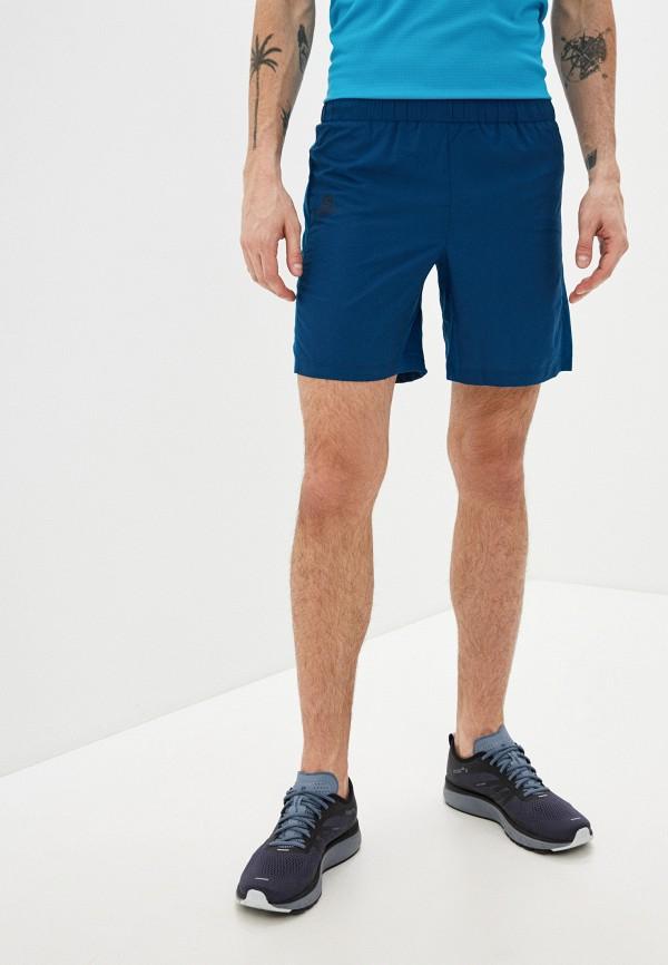 мужские спортивные шорты salomon, синие