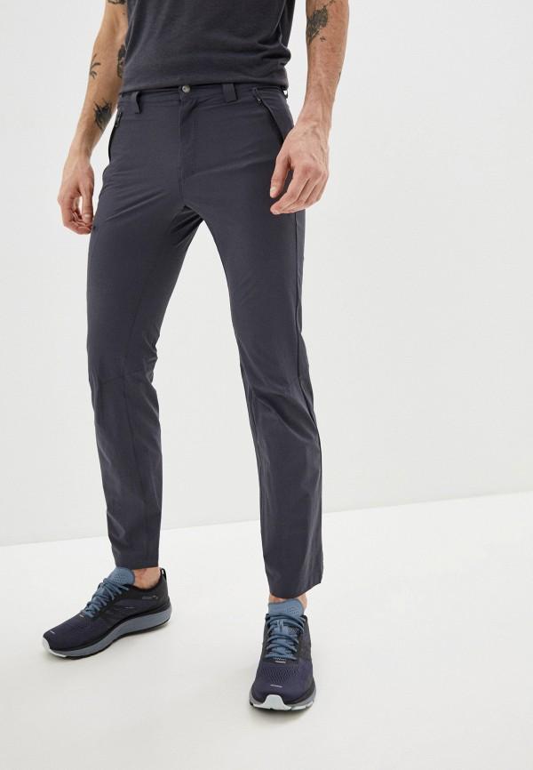 мужские спортивные брюки salomon, серые