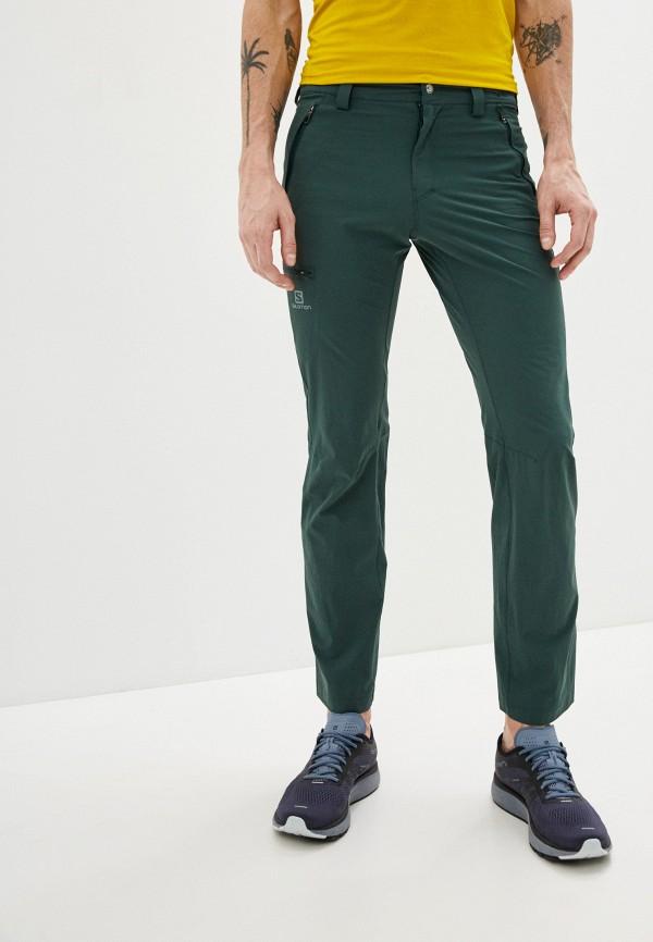 мужские спортивные брюки salomon, хаки