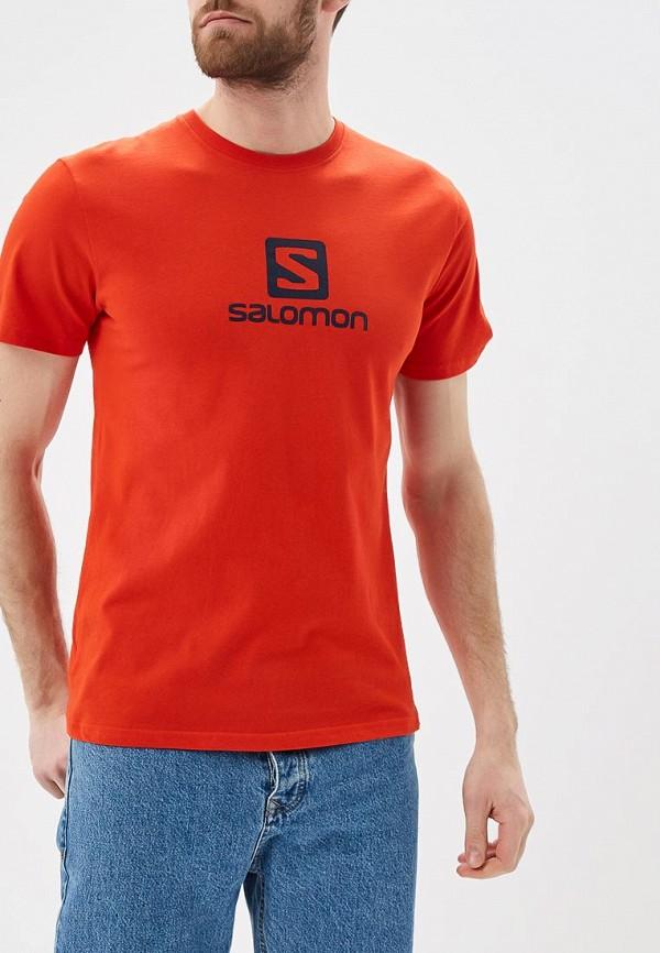 Футболка Salomon Salomon SA007EMZOS41 чехол для горных лыж salomon salomon extend 1p 130 25 skibag красный 130 25