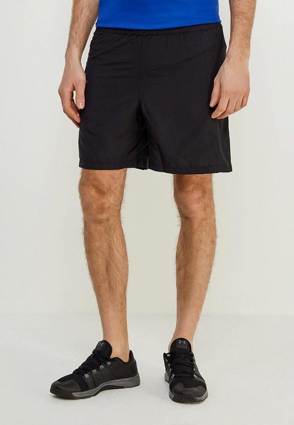 мужские спортивные шорты salomon, черные