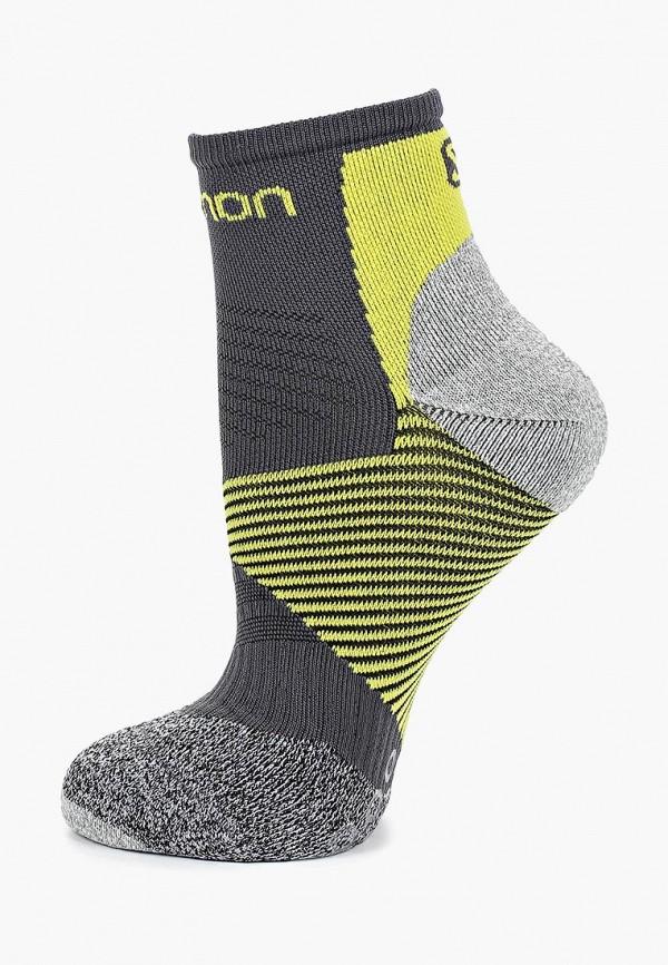 мужские носки salomon, серые