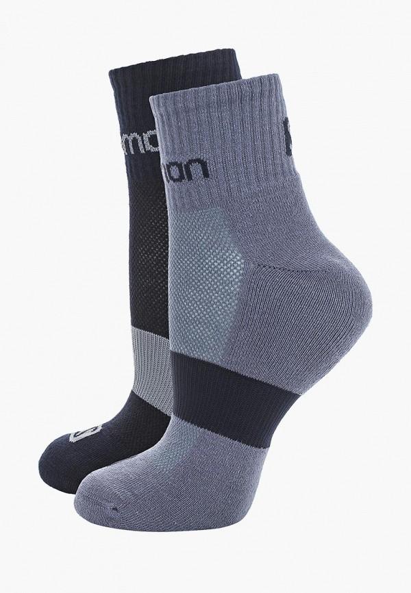 мужские носки salomon, синие