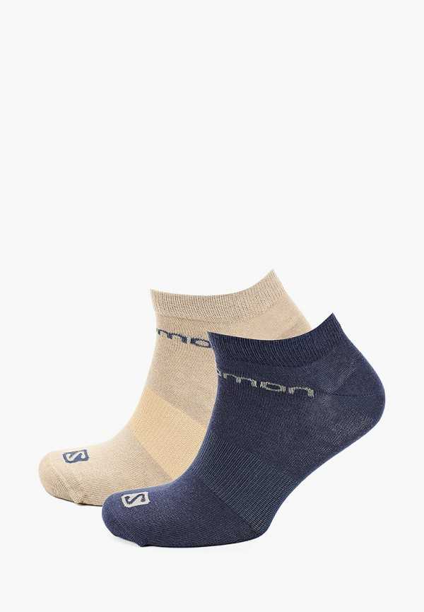 женские носки salomon, разноцветные