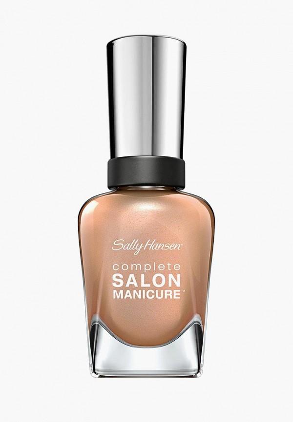 Купить Лак для ногтей Sally Hansen, Salon Manicure Keratin тон girl 216 14, 7 мл, SA035LWOYG03, золотой, Осень-зима 2018/2019