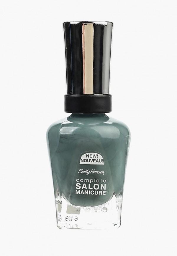 Купить Лак для ногтей Sally Hansen, Salon Manicure Keratin, тон bow to the queen, SA035LWRFD37, серый, Осень-зима 2018/2019