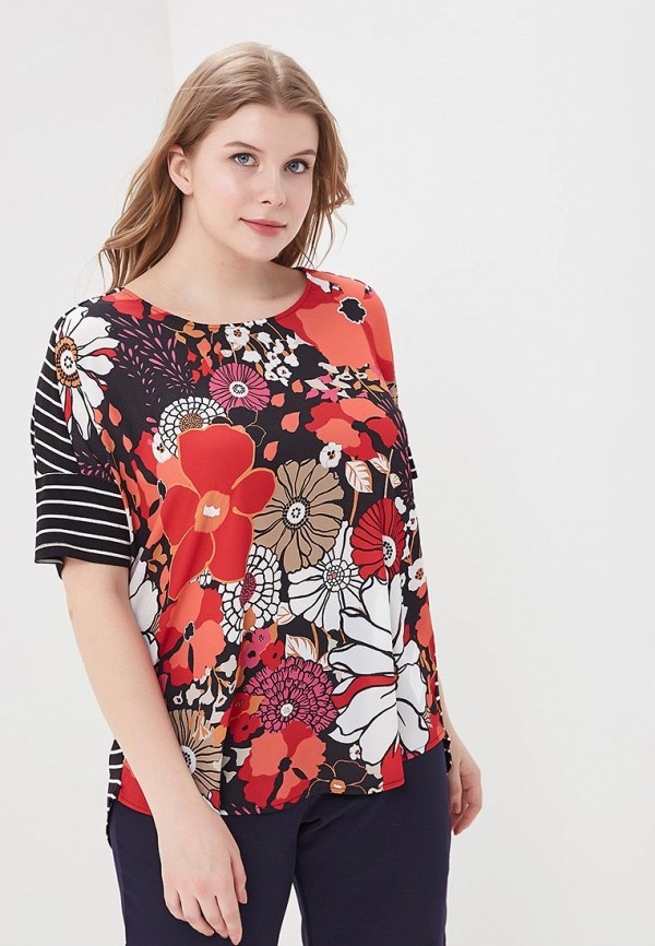 Блуза Samoon by Gerry Weber Samoon by Gerry Weber SA037EWAEOB0 цена