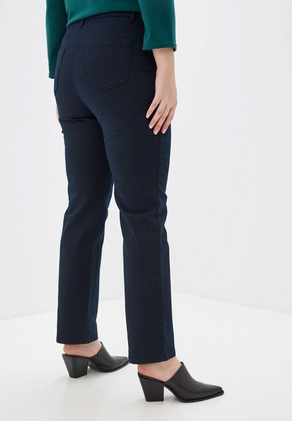 Фото 3 - женские джинсы Samoon by Gerry Weber синего цвета
