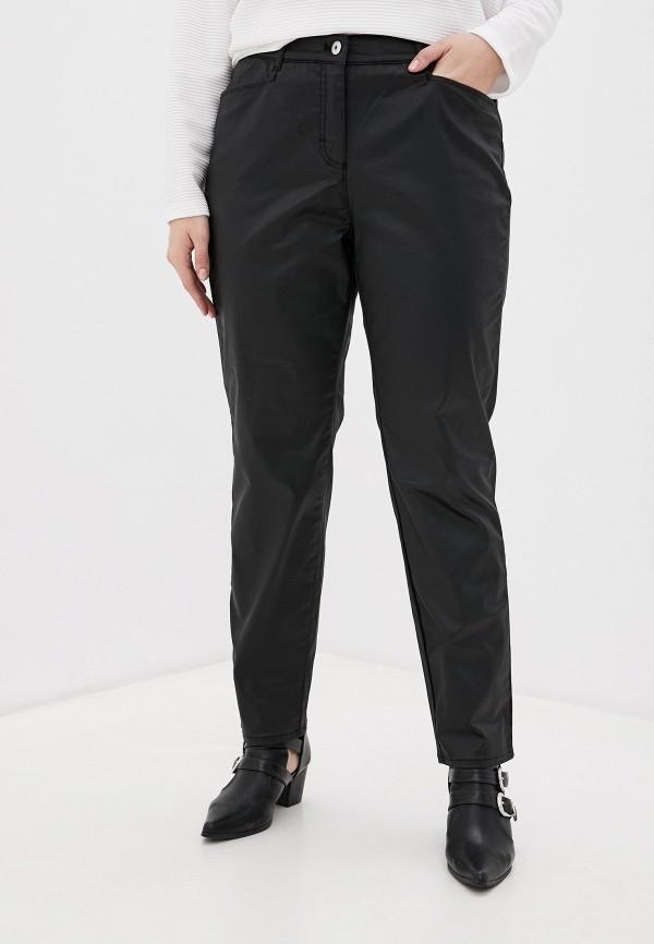 женские брюки samoon by gerry weber, черные