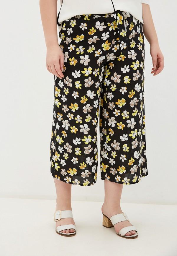 женские брюки клеш samoon by gerry weber, черные