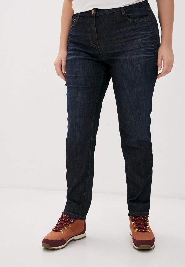 женские джинсы samoon by gerry weber, синие