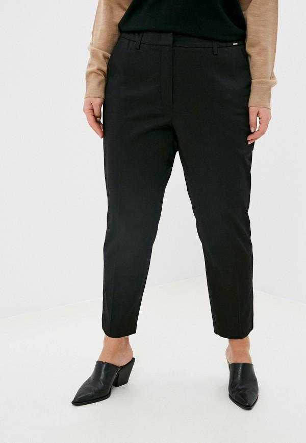 женские классические брюки samoon by gerry weber, черные