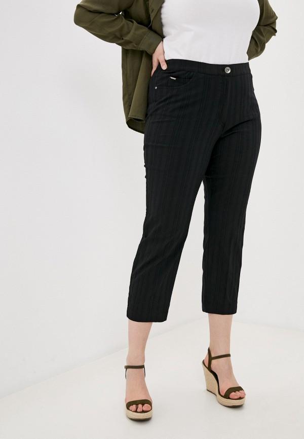 женские прямые брюки samoon by gerry weber, черные