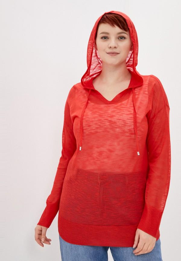 женские худи samoon by gerry weber, красные