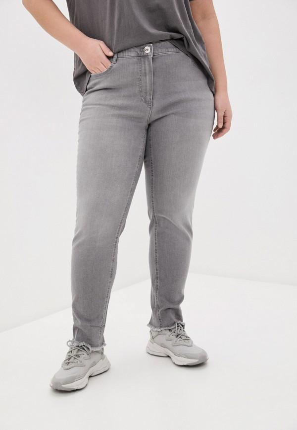 женские джинсы samoon by gerry weber, серые