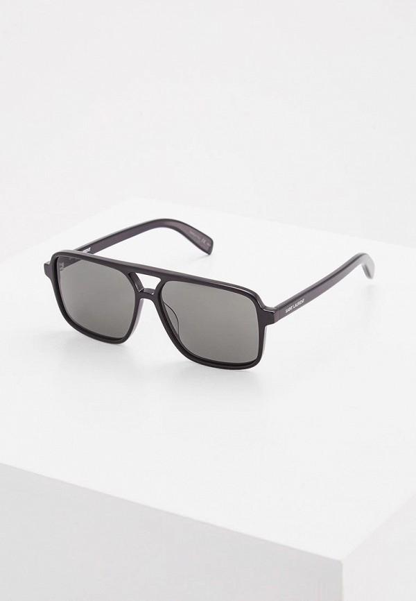 Очки солнцезащитные Saint Laurent Saint Laurent SA042DMZHN33 очки солнцезащитные saint laurent saint laurent sa042dwqym08