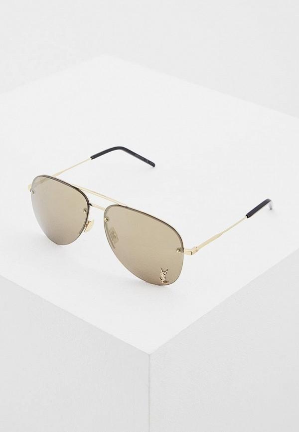 Очки солнцезащитные Saint Laurent Saint Laurent SA042DUCZKA4 очки солнцезащитные saint laurent saint laurent sa042dwqym08