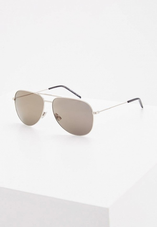 Очки солнцезащитные Saint Laurent Saint Laurent SA042DUZHN26 очки солнцезащитные saint laurent saint laurent sa042dwqym08