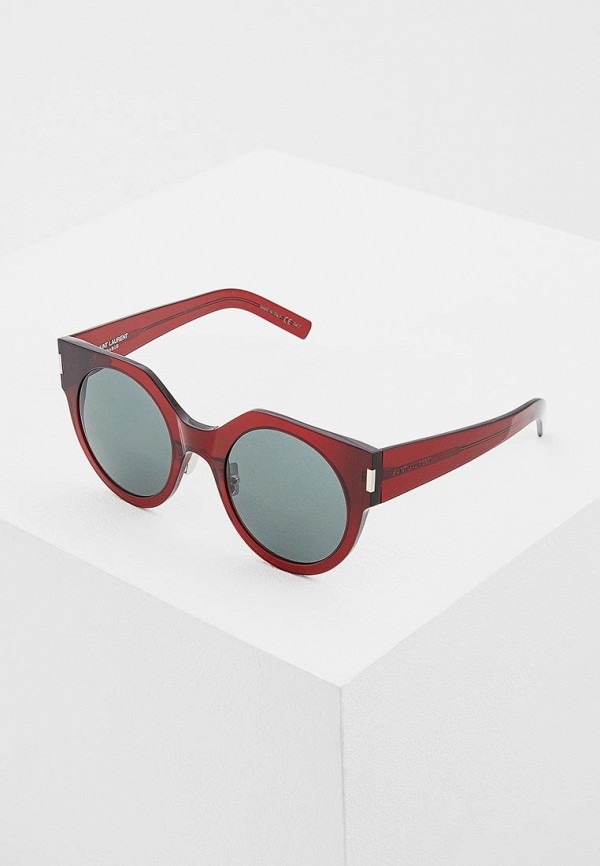 Очки солнцезащитные Saint Laurent Saint Laurent SA042DWCZKA5 очки солнцезащитные saint laurent saint laurent sa042dwzhn36