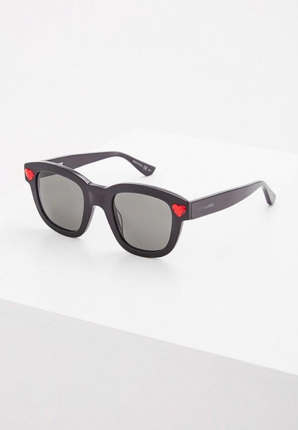 Очки солнцезащитные Saint Laurent Saint Laurent SA042DWQYM11 очки солнцезащитные saint laurent saint laurent sa042dwzhn30